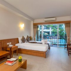 Отель Authong Residence Pattaya комната для гостей