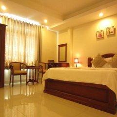 Отель Hoang Hoang Hotel Вьетнам, Хошимин - отзывы, цены и фото номеров - забронировать отель Hoang Hoang Hotel онлайн комната для гостей