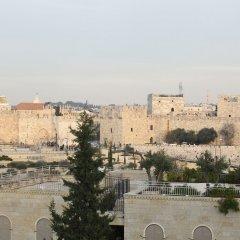 Beit Shmuel Израиль, Иерусалим - отзывы, цены и фото номеров - забронировать отель Beit Shmuel онлайн балкон