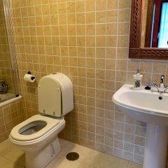 Отель Apartamentos La MontaÑa Тресвисо ванная фото 2