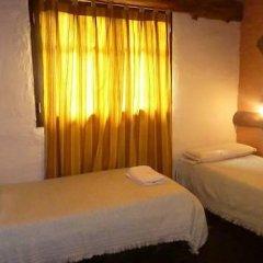 Отель Cabañas Canaán Сан-Рафаэль комната для гостей