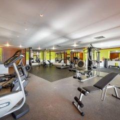 Pestana Vila Sol Golf & Resort Hotel фитнесс-зал