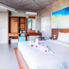 B2 Sea View Pattaya Boutique & Budget Hotel комната для гостей фото 8