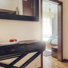 Апартаменты Royal Apartments - Apartamenty Morskie Сопот комната для гостей фото 3