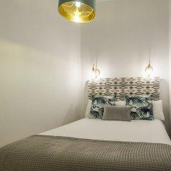 Отель Madrid de los Austrias II Испания, Мадрид - отзывы, цены и фото номеров - забронировать отель Madrid de los Austrias II онлайн комната для гостей фото 2