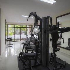 Отель Synergy Samui Самуи фитнесс-зал