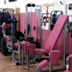 Отель FWS Forum Wellness Station Парма фитнесс-зал фото 3