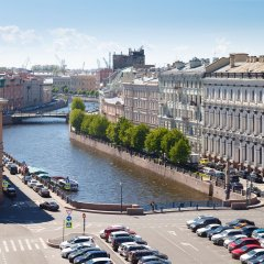 Lotte Hotel St. Petersburg фото 2