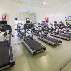 Отель Salmakis Resort & Spa фитнесс-зал фото 3