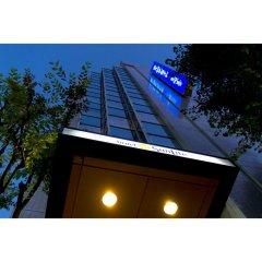 Hotel Sunlite Shinjuku балкон