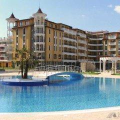 Отель Royal Sun Болгария, Солнечный берег - отзывы, цены и фото номеров - забронировать отель Royal Sun онлайн бассейн