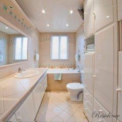 Отель Residence Courcelle ванная