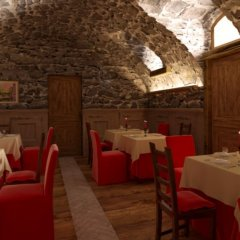 Отель Les Plaisirs d'Antan Италия, Аоста - отзывы, цены и фото номеров - забронировать отель Les Plaisirs d'Antan онлайн питание фото 2