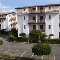Отель Parco Degli Emiri Скалея парковка