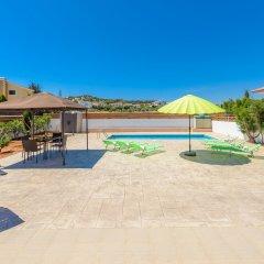 Отель Villa Marizan Кипр, Протарас - отзывы, цены и фото номеров - забронировать отель Villa Marizan онлайн спортивное сооружение