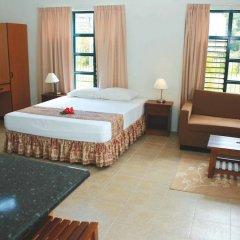 Отель Hexagon International Hotel Фиджи, Вити-Леву - отзывы, цены и фото номеров - забронировать отель Hexagon International Hotel онлайн комната для гостей фото 2