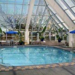 Отель Hilton Minneapolis- St. Paul Airport Блумингтон бассейн фото 3