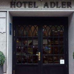 Отель Adler фото 24