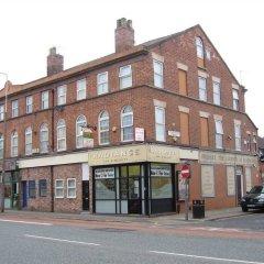 Отель Liverpool Lodge Великобритания, Ливерпуль - отзывы, цены и фото номеров - забронировать отель Liverpool Lodge онлайн вид на фасад фото 3