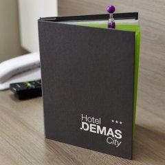 Hotel Demas City удобства в номере фото 2