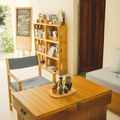 Отель Escape Beach Resort комната для гостей