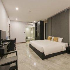 Отель Khong Cam Garden Villas Хойан сейф в номере