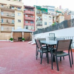 Budget Rooms with Sunny Terrace - Hostel