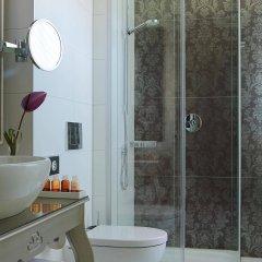 Отель Steigenberger Hotel Herrenhof Австрия, Вена - 9 отзывов об отеле, цены и фото номеров - забронировать отель Steigenberger Hotel Herrenhof онлайн ванная фото 2