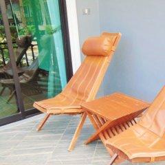 Отель Lanta Amara Resort Таиланд, Ланта - отзывы, цены и фото номеров - забронировать отель Lanta Amara Resort онлайн балкон