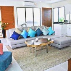 Отель Rawai Superb Ka Villa 4 bedrooms комната для гостей фото 3