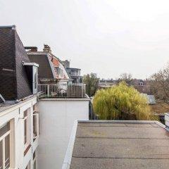 Отель Rijksmuseum Penthouse Нидерланды, Амстердам - отзывы, цены и фото номеров - забронировать отель Rijksmuseum Penthouse онлайн балкон