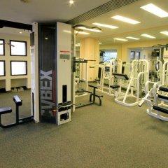 Отель Holiday Inn Resort Los Cabos Все включено фитнесс-зал