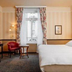 Отель Small Luxury Hotel Ambassador Zürich Швейцария, Цюрих - 9 отзывов об отеле, цены и фото номеров - забронировать отель Small Luxury Hotel Ambassador Zürich онлайн комната для гостей фото 4
