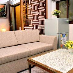 Апартаменты Blue Home Serviced Apartment Hanoi комната для гостей фото 3