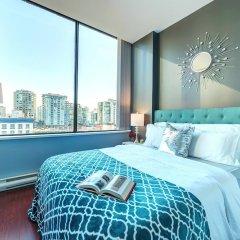 Отель Best Location Yaletown Luxury Suites Канада, Ванкувер - отзывы, цены и фото номеров - забронировать отель Best Location Yaletown Luxury Suites онлайн комната для гостей