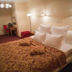 Гостиница Октябрьская 4* Стандартный номер разные типы кроватей фото 5