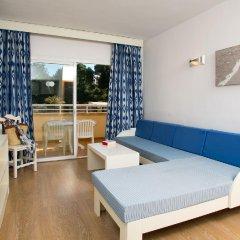 Отель Aparthotel Cabau Aquasol комната для гостей фото 4