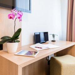 Отель Aparthotel Am Schloss Германия, Дрезден - отзывы, цены и фото номеров - забронировать отель Aparthotel Am Schloss онлайн сейф в номере
