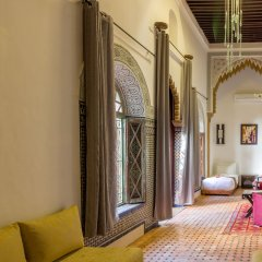 Отель Riad Zeina Марокко, Рабат - отзывы, цены и фото номеров - забронировать отель Riad Zeina онлайн балкон