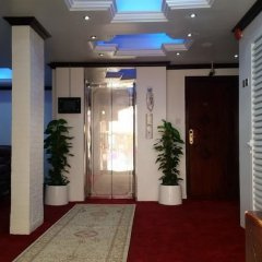 Отель Al Rawdha Hotel Flats ОАЭ, Шарджа - отзывы, цены и фото номеров - забронировать отель Al Rawdha Hotel Flats онлайн интерьер отеля