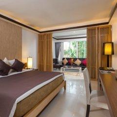 Отель Best Western Premier Bangtao Beach Resort & Spa 4* Полулюкс разные типы кроватей