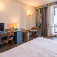 Отель Atahotel Capotaormina Италия, Таормина - 3 отзыва об отеле, цены и фото номеров - забронировать отель Atahotel Capotaormina онлайн удобства в номере фото 2