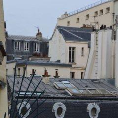 Hotel Queen Mary Paris балкон