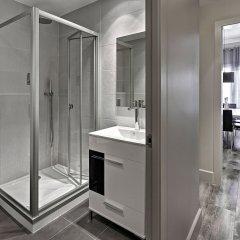 Отель Habitat Apartments Paseo de Gracia Испания, Барселона - отзывы, цены и фото номеров - забронировать отель Habitat Apartments Paseo de Gracia онлайн ванная фото 2