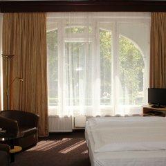 Отель Meran Чехия, Прага - 7 отзывов об отеле, цены и фото номеров - забронировать отель Meran онлайн комната для гостей фото 3