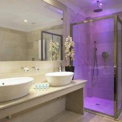 Отель Isola Sacra Rome Airport ванная