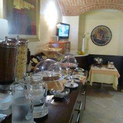 Отель Del Corso питание фото 2