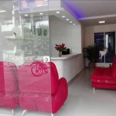 Отель Ayenda 1414 HCR Pasarela интерьер отеля