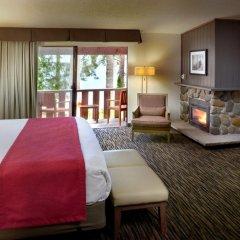 Отель Lake Quinault Lodge Куинолт комната для гостей