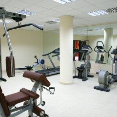 Отель Sandos San Blas Nature Resort & Golf - Все включено фитнесс-зал
